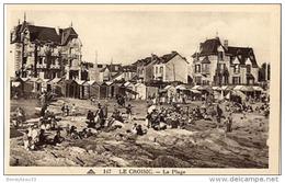 CPA (Réf. P049)  LE CROISIC - La Plage - Le Croisic