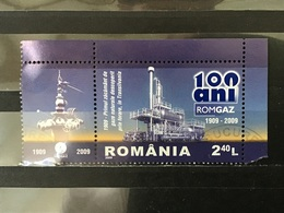 Roemenië / Romania - 100 Jaar Romgaz (2.40) 2009 - 1948-.... Repúblicas