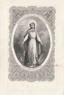 GEBOREN TE RUPELMONDE 1800+1853 ADELAIDE VAN MIGHEM. - Religion & Esotericism