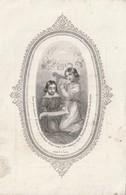 GEBOREN TE WACHTEBEKE 1813+1844 FRANCISCUS SEGHERS. - Religion & Esotericism