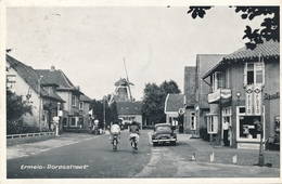 CPSM - Pays-Bas - Ermelo - Dorpsstraat - Ermelo