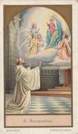 MOOI OUD HEILIG PRENTJE VAN DE H.BERNARDUS. - Religion & Esotérisme