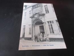 Leuven, Louvain, Prinsenhof, Rue Du Canal - Leuven