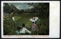 Der Mader Von Madiswyl - Le Faucheur De Madiswyl  -  Non Viaggiata - Rif. 05146 - Svizzera
