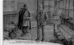 BANQUE DE FRANCE - Le Trésor Et Postes Aux Armées, Approvisionnement En Fonds - Tres Bon Etat - Banques