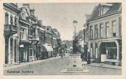 CPSM - Pays-Bas - Kerkstraat - Doesburg - Pays-Bas