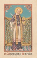 MOOI OUD HEILIG PRENTJE .VAN FRANCISCUS SALESIUS - Religion & Esotérisme