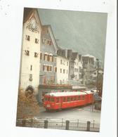 COIRE VILLE (CHUR STADT) PASSAGE ETROIT DEVANT L'OBERTOR 26 9 1971 - GR Graubünden
