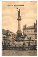 CPA : Tournai - Monument Français - Tournai
