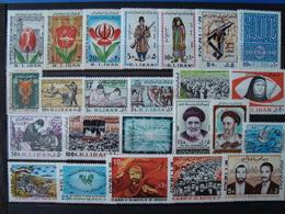 IRAN PERSIA 1981 ANNATA COMPLETA NUOVA ** MNH - Iran
