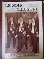 Soir Illustré N° 418 Cité De Jean De Nivelles - Lilian Harvey - Joan Crawford - Madagascar La Rouge - Alfred Bastien... - 1900 - 1949