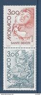 Monaco - YT N° 2104 Et 2105 - Neuf Sans Charnière - 1997 - Monaco