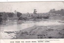 SIERRA LEONE View From The River Mano (PLF) - Sierra Leone