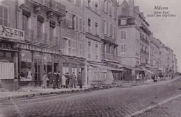 Saône-et-Loire - Mâcon - Quai Sud - Salle Des Dépêches - Macon