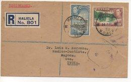 LETTER 14 04 1938 #104 - Sri Lanka (Ceylan) (1948-...)