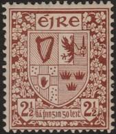 ~~~ Ierland Ireland 1922/1923 - National Symbols WM SE - Mi. 44 A * MH - CV 8.50 Euro ~~~ - Ongebruikt
