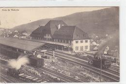 Gare De Vallorbe - 1914       (P-169-70607) - VD Vaud
