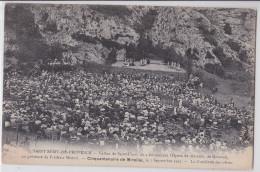 """Saint-Rémy-de-Provence - Cinquantenaire De """"Mireille"""" 1913 -  Gounod - Mistral - La Cueillette Des Olives - Saint-Remy-de-Provence"""
