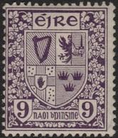 ~~~ Ierland Ireland 1922/1923 - National Symbols WM SE - Mi. 49 A * MH - CV 80.00 Euro ~~~ - Ongebruikt