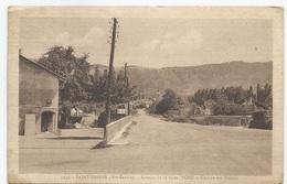 Saint Didier Avenue De La Gare  Bons Et Chaîne Des Voiron - Other Municipalities