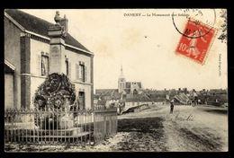 51 -  DAMERY - Monument Des Soldats - France