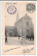Calais . - L'Eglise Saint-Nicolas. - Calais