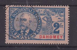 DAHOMEY : N° 31 . OBL . TB . 1906/07 . ( YVERT ) . - Dahome (1899-1944)