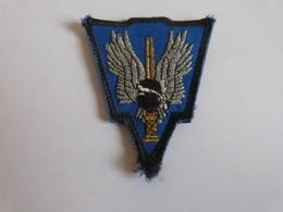 Insigne Tissu Commando Air BA SOLENZARA - Landmacht