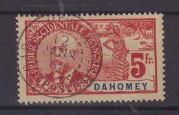 DAHOMEY : N° 32 . OBL . TB . 1906/07 . ( YVERT ) . - Dahome (1899-1944)