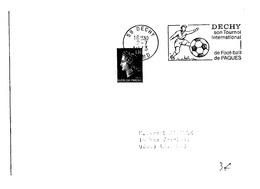 Football Dechy Son Tournoi International - Covers & Documents