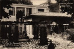 CPA PARIS EXPO 1925 La Pergola (861774) - Mostre