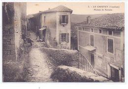 84 - LE CRESTET Maison De Retraite Animée - Sonstige Gemeinden