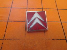 710c Pin's Pins / Beau Et Rare / THEME : AUTOMOBILES / Mini Pin's LOGO CITROEN Par DECAT PARIS - Citroën