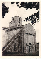 PHOTO ORIGINALE 11.7/8.3 CMS.THAIMS (17) .L EGLISE EN 07/1960 .T.BELLE. T.B.ETAT.PETIT PRIX. - Lugares