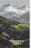 AK 0255  Semmering - Polleroswand / Krauseltunnel Mit Raxalpe - Verlag Frank Um 1911 - Semmering