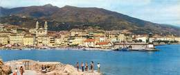 "CPSM FRANCE 20 ""Corse, Bastia"" / FORMAT SPECIAL - Bastia"