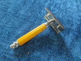 Ancien Rasoir Mecanique Gillette 9 - Lames De Rasoir