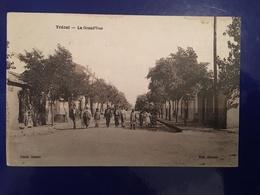 Ancienne Carte Postale - Algérie - Trézel - Autres Villes