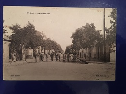 Ancienne Carte Postale - Algérie - Trézel - Otras Ciudades