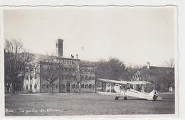 Bière - Le Pavillon Des Officiers Avec Avion - 1939     (P-169-70607) - VD Vaud