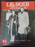 Le Soir Illustré N° 918 Le Spitzberg - Mai Zetterling - Los Alamos - La Princesse Yolande à Beloeil... - Informations Générales