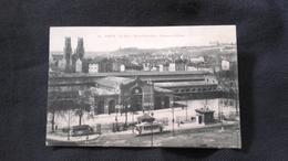 CPA 54 Nancy - La Gare Eglise St Léon Faubourg Stanilas - Nancy