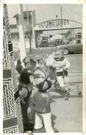 BABY IN PRAM, BEBE EN COCHECITO, BÉBÉ EN POUSSETTE. FOTO PHOTO CIRCA 1930's SIZE: 9X14 CM -LILHU - Personas Anónimos