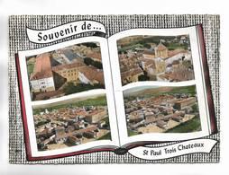 26 - SAINT-PAUL-TROIS-CHATEAUX ( Drôme ) - Autres Communes