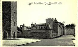 THY-LE-CHÄTEAU   Vieux Château  La Façade - Walcourt