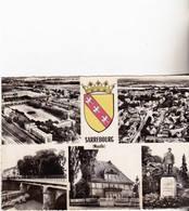 SARREBOURG 5 VUES - Sarrebourg