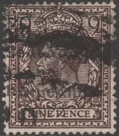 ~~~ Ierland Ireland 1922 - Provisional Overprint  - Mi. 7 A (o) - CV 25.00 Euro  ~~~ - 1922 Voorlopige Overheid
