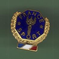 FRANCE SPORT *** 1018 - Badges