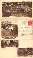 CARTE LETTRE HOTEL RESTAURANT CHARLES STOEHR HOHRODBERG 1953 - Maps