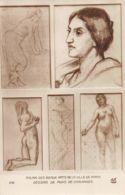 Puvis De Chavannes (Paris - Palais Des Beaux Arts) - Dessins - Paintings